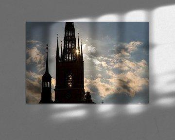 die Kirche in Stockholm von Karijn | Fine art Natuur en Reis Fotografie