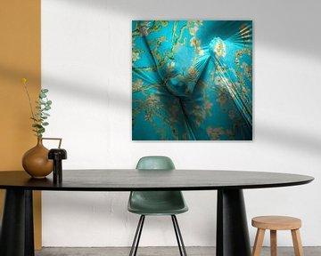 Vincent van Gogh - The Halloween Edition sur Marja van den Hurk