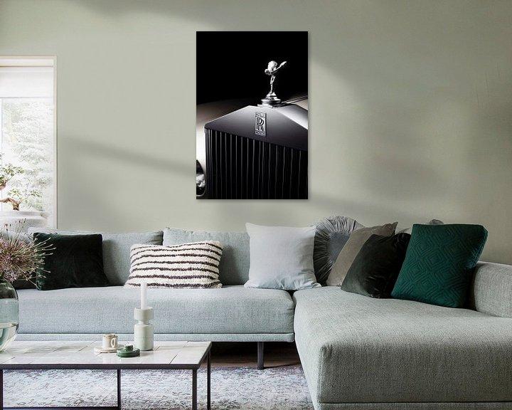 Sfeerimpressie: 1962 Rolls-Royce Silver Cloud II van Thomas Boudewijn