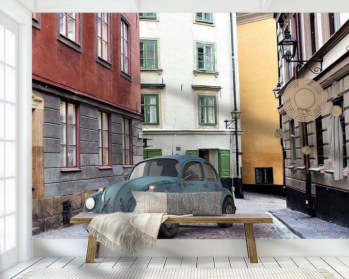 Impression: Volkswagen bleu_HMS sur H.m. Soetens