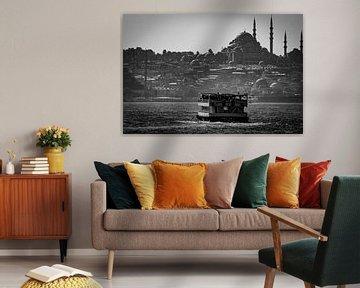 Goldenes Horn Istanbul von Oguz Özdemir