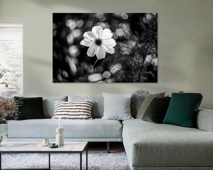 Beispiel: Blume von Udo Wanninger limitiete Auflage
