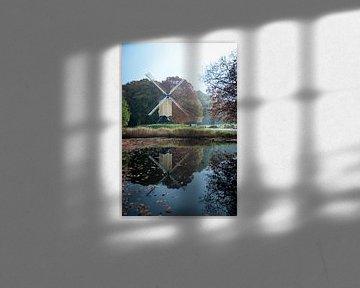 Standerdmolen Huizermolen van Suzanne Schoepe