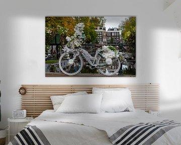 Le pouvoir des fleurs à Amsterdam sur Foto Amsterdam / Peter Bartelings