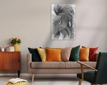 Elefanten-Warnung von Peter Geraerdts
