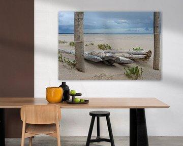 Strandleben von Michelle Van Den Berg