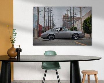 Magnus Walker 68R 911 - Arts District L.A. van Maurice van den Tillaard