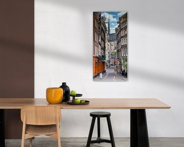 Torensteeg Amsterdam von Foto Amsterdam / Peter Bartelings