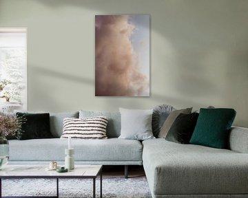 Nazomerse wolken (1/2) van Oog in Oog Fotografie