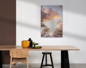 Nazomerse wolken (2/2) van Oog in Oog Fotografie