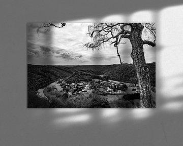 Idyllisch dorp in de Ardennen van Ton de Koning