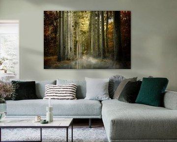 The Light in the Forest van Kees van Dongen
