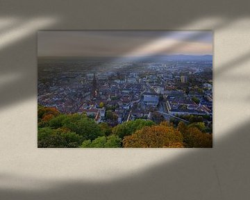 Freibnurg im Herbst von Patrick Lohmüller