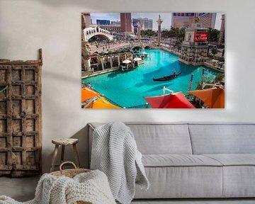 Las Vegas hotel the Venetian van Yannick uit den Boogaard