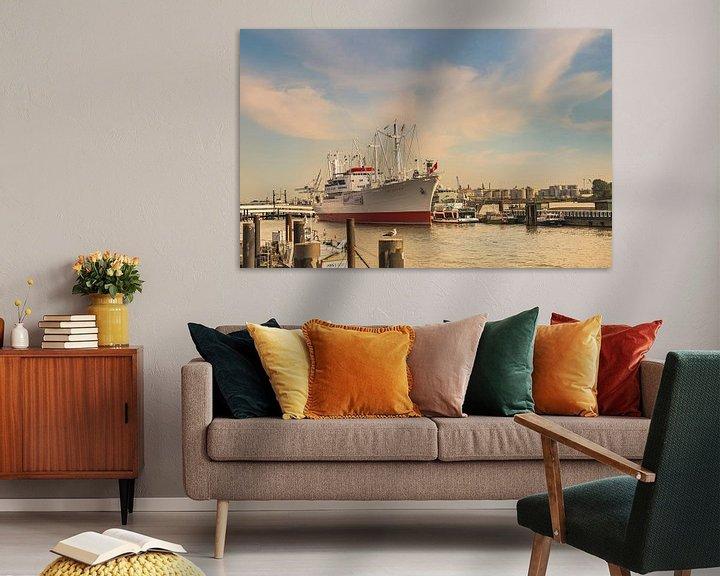Sfeerimpressie: Cap San Diego van Ursula Reins
