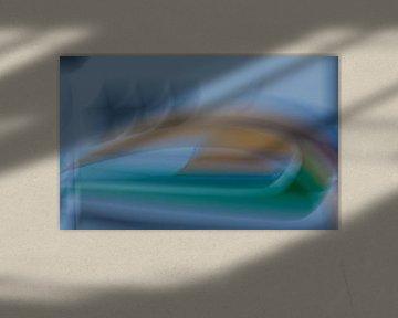 Farbige Formen von Henk Jubbinga