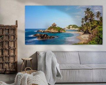 LP 71311496 Caribisch strand, Amerika van BeeldigBeeld Food & Lifestyle
