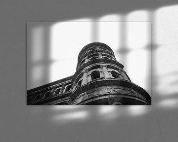 Porta Nigra - Trier van Tim Loos