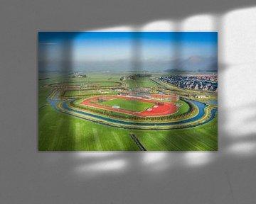 Sportpark De Omzoom Assendelft van Pascal Fielmich
