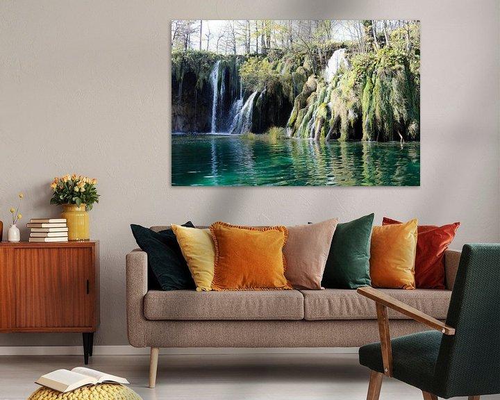 Beispiel: Plivic-Seen von Emma Wilms
