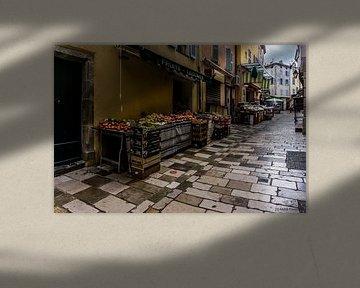 Straßenläden von Andre Klooster