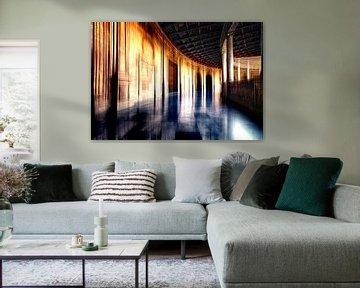Abstrakte Architektur von Diana van Tankeren