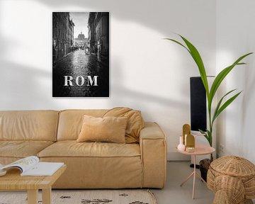 Steden in de regen: Rome van Christian Müringer