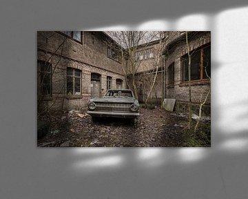 Lost Place - Opel von Linda Lu