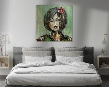 Magdalen van Willie Roosenbrand Art
