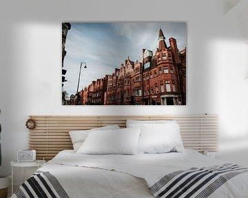 Le quartier Belgravia de Londres | Une photographie haute en couleur sur Trix Leeflang