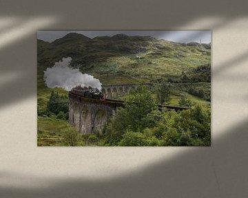 Harry Potter train van Gunther Cleemput