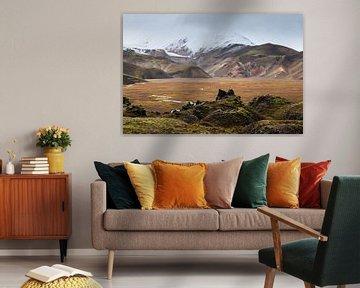 Icelandic highlands van Gunther Cleemput