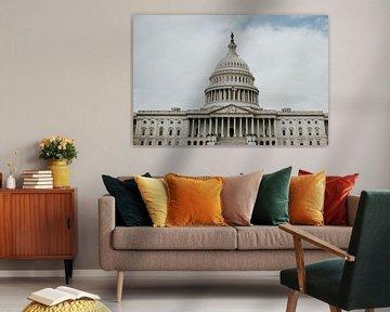 Capitol Hill, Washington D.C., Verenigde Staten van Trix Leeflang