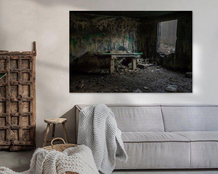 Beispiel: Urbex-Gefühl in einem verlassenen Bunker von Patrick Verhoef