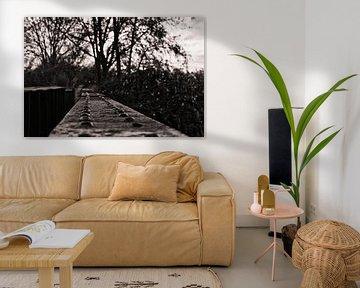 Rampe de pont sur Joel Layaa-Laulhé