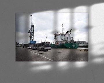 historie in de haven