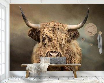 Schotse Hooglander van Diana van Tankeren