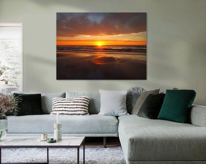 Sfeerimpressie: Island on the beach van Jon Houkes