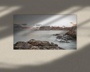 Dubrovnik - Oude haven van Sabine Wagner