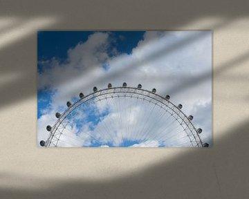 London Eye van Max ter Burg Fotografie