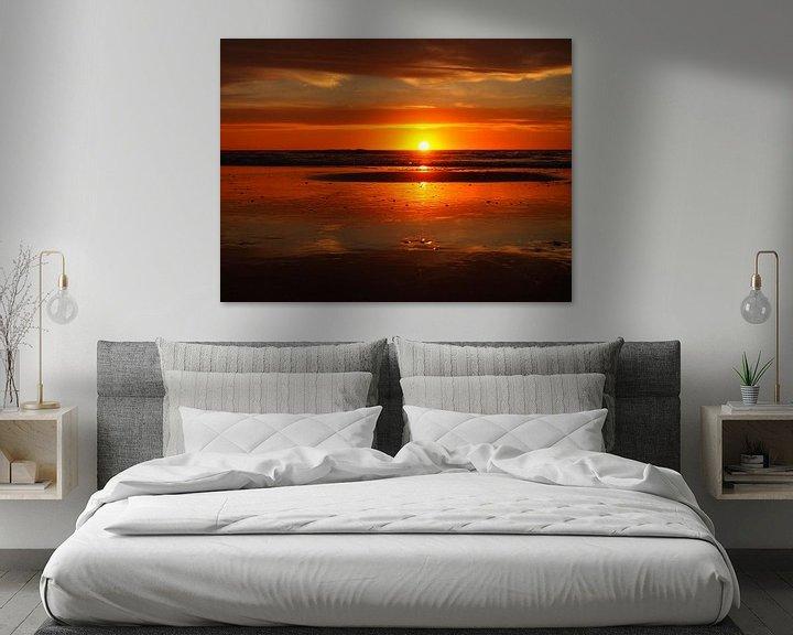Beispiel: Island in the sun von Jon Houkes