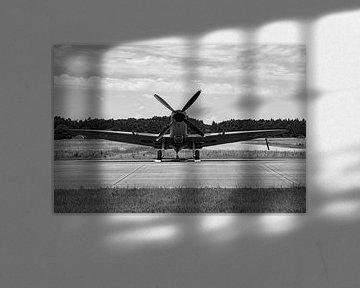Supermarine SpitfireLF.XVIe von Robbert De Reus