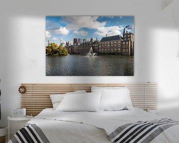 Den Haag - De Hofvijver - 2