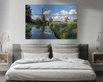 Paysage néerlandais sur André Russcher