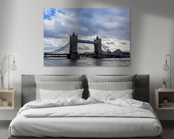 Sfeerimpressie: London - Tower Bridge van BTF Fotografie