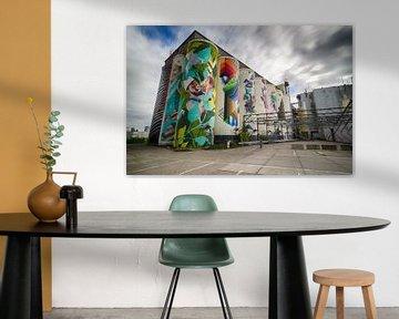Mehlfabrik Den Bosch von Mark Bolijn