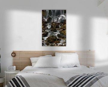 Watervallen van Jürgen Wiesler