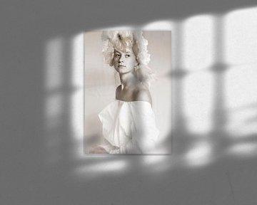 Meisje met de parel van Affect Fotografie