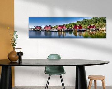 Fischereihafen von Boltenhagen an der Ostsee in Mecklenburg Vorpommern von Fine Art Fotografie