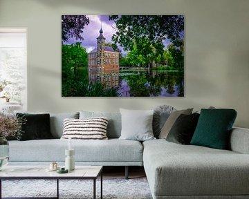 Kasteel Bouvigne, Breda van Stephan Krabbendam